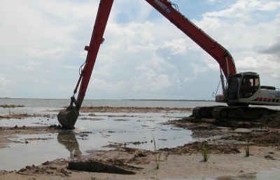 wetland-construction-texas